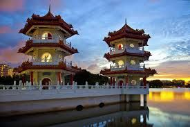 Breath-taking image of #Chinese #Garden