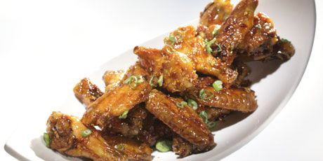 General tao chicken wings recipe recipes foods and dishes forumfinder Images