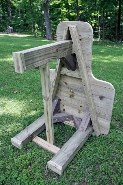 Built My Own Shooting Bench Pictures Shooting Bench Shooting Bench Plans Shooting Table