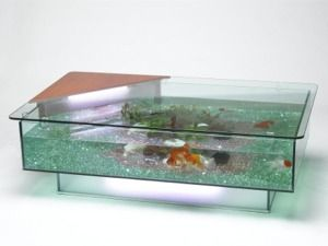 Buy Fish Tank Coffee Table | The Cold Water Coffee Table Aquarium By  Clear Seal
