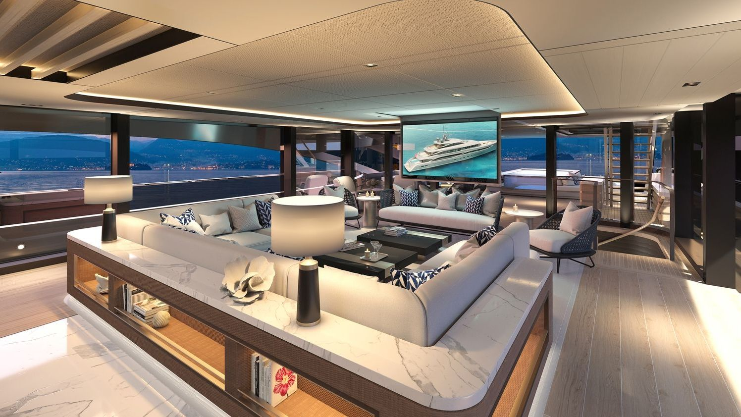 Bnow By Rwd Semi Custom Range By Benetti Yachts With Images