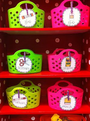 Welcome to Room 36!: Organize Me! Super Cute and Free supply labels