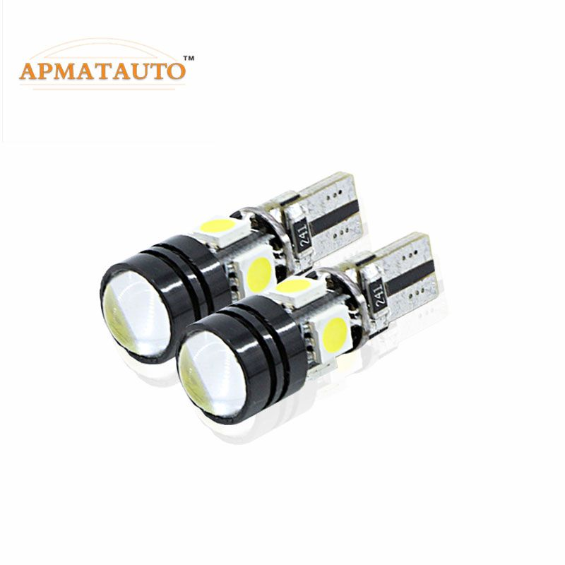 2 x Car Styling T10 T16 W5W LED Clearance Light Marker Lamp Bulb