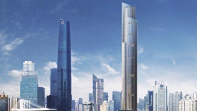 panorama: A China encomendou os elevadores mais rápidos do m...