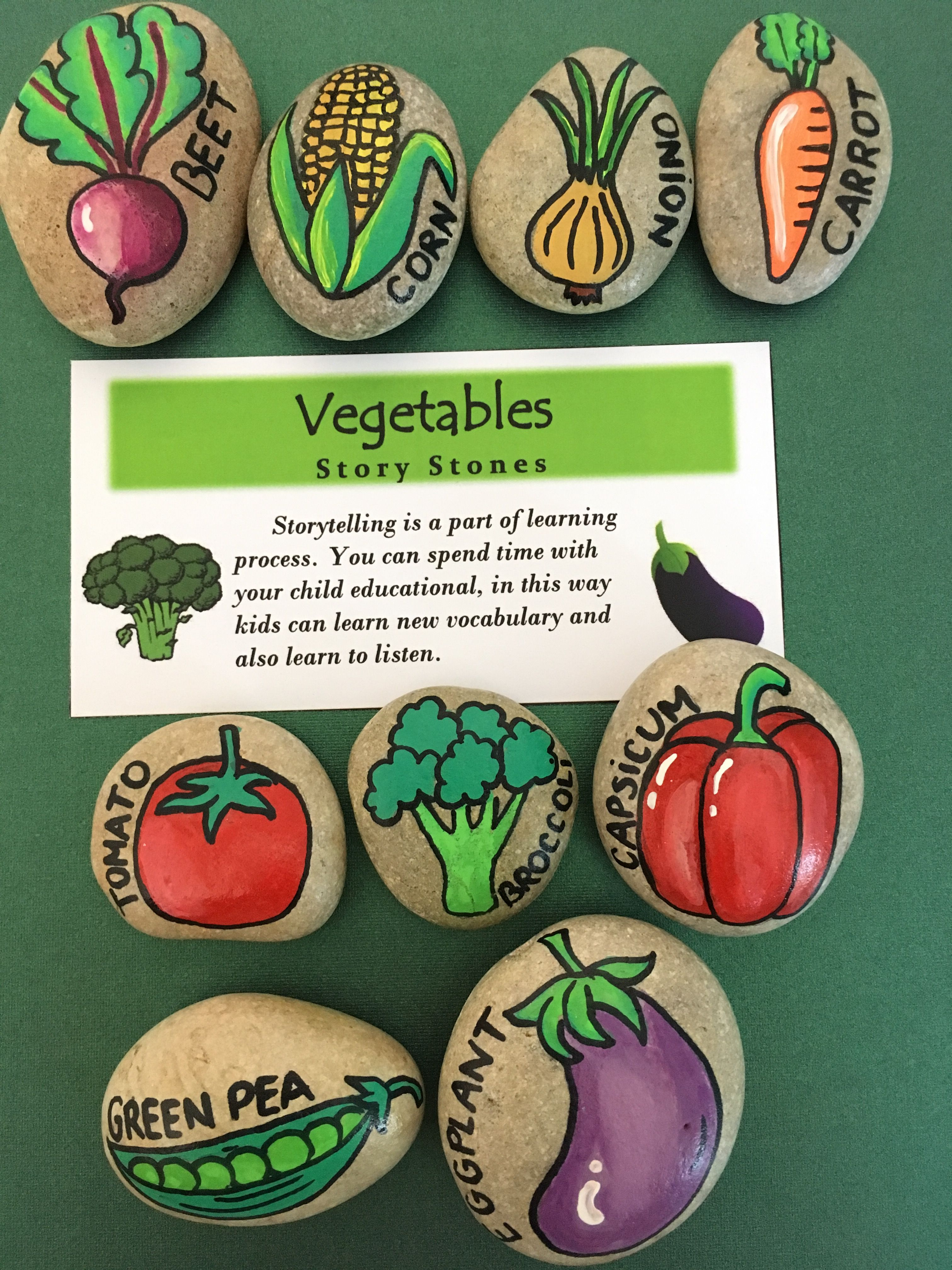 Photo of Cuentos de verduras Aprender verduras para niños Juego educativo
