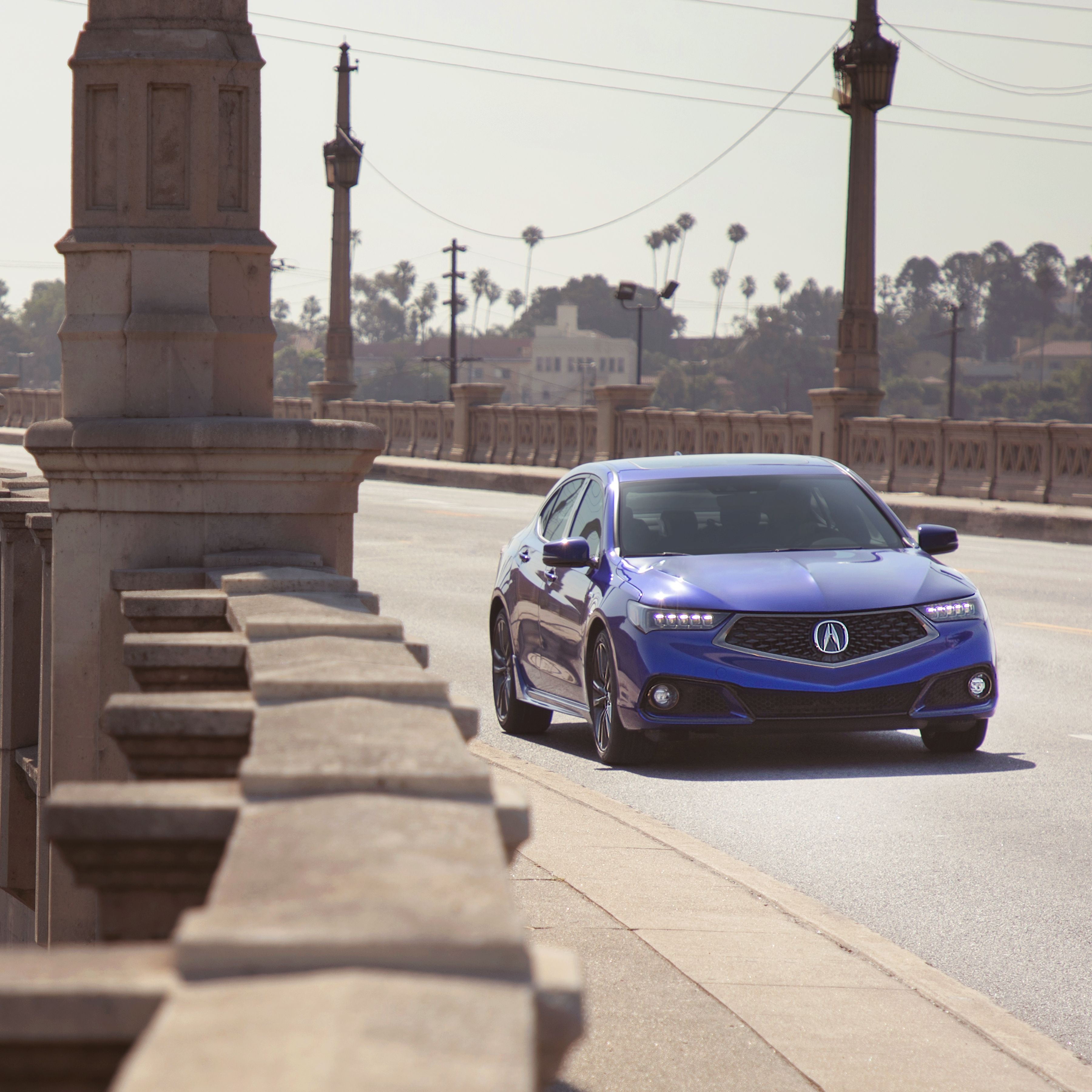 Acura TLX A-Spec.