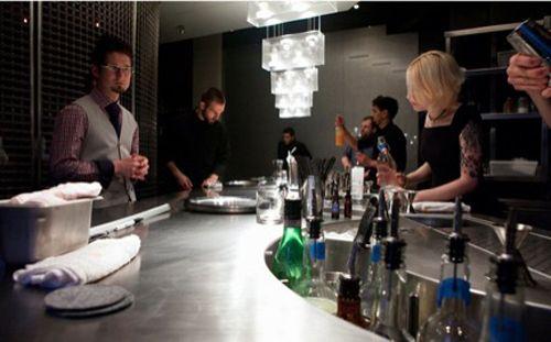 the aviary chicago Bars Drinks Pinterest Bar