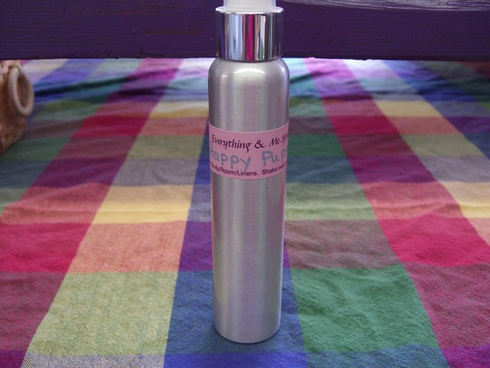 Hand Made Happy Puppy Spray: http://www.outbid.com/auctions/5531-artzebo-creations-treasures#14