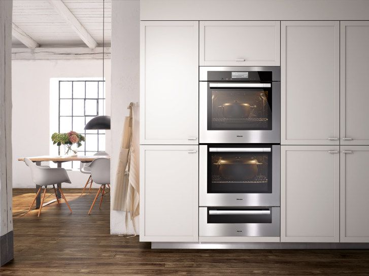Miele M Series Wall Oven vs. Viking French Door Wall Oven | Pinterest