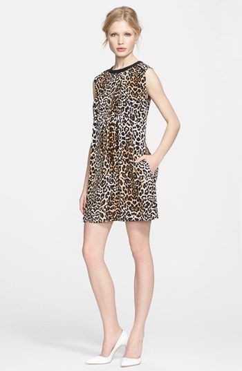7b960eb318af Rachel Zoe 'Pompei' Print Silk Dress | Nordstrom | Online Shopping ...
