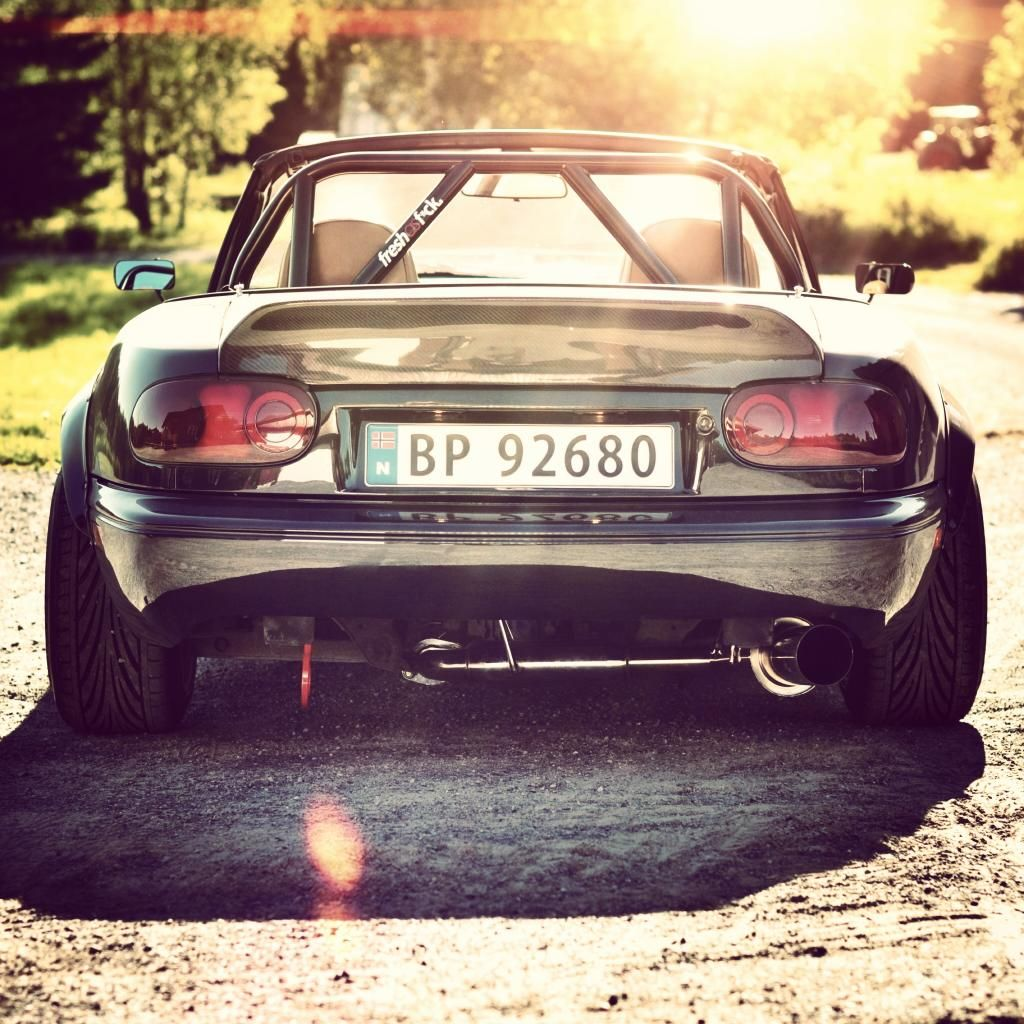 Black Na Mazda Miata By Whiplazh Mazda Miata Roadsters