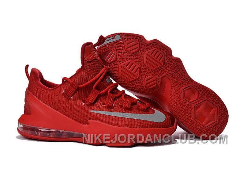 a8b51c46aefe Discover bargain 2016 Nike LeBron 13 Low Team Red Silver USA Team Mens  Basketball Shoes From my Web shop Enjoy More Discount.