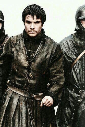 Podrick Payne >>> That's definitely Gendry. Not Podrick ...
