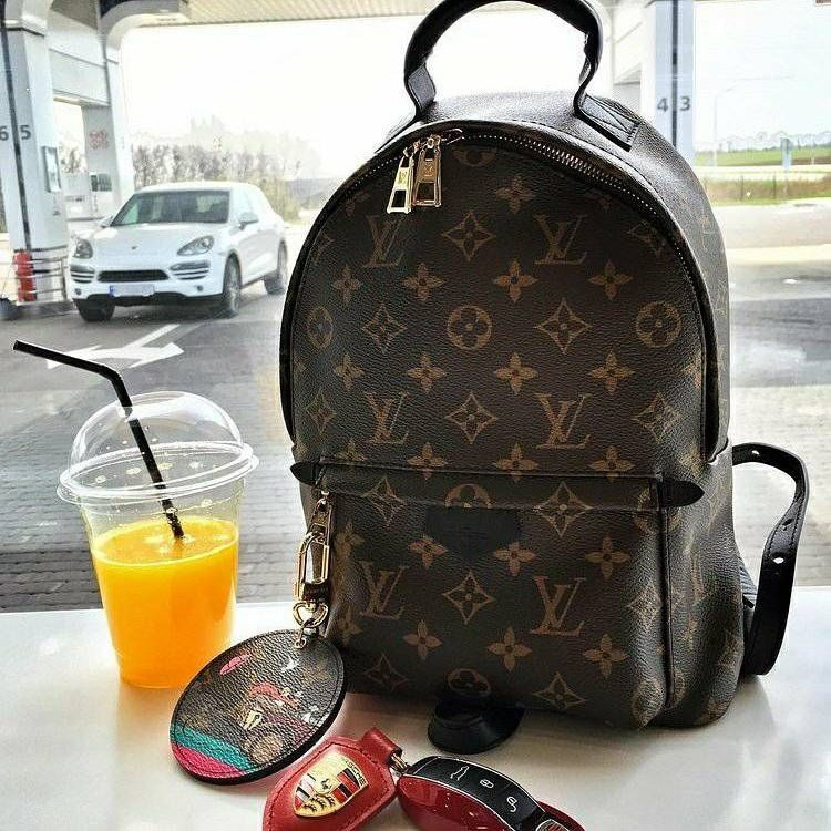c2e3165481d Pin by Just trendy girls on Trendy bags | Louis vuitton backpack ...