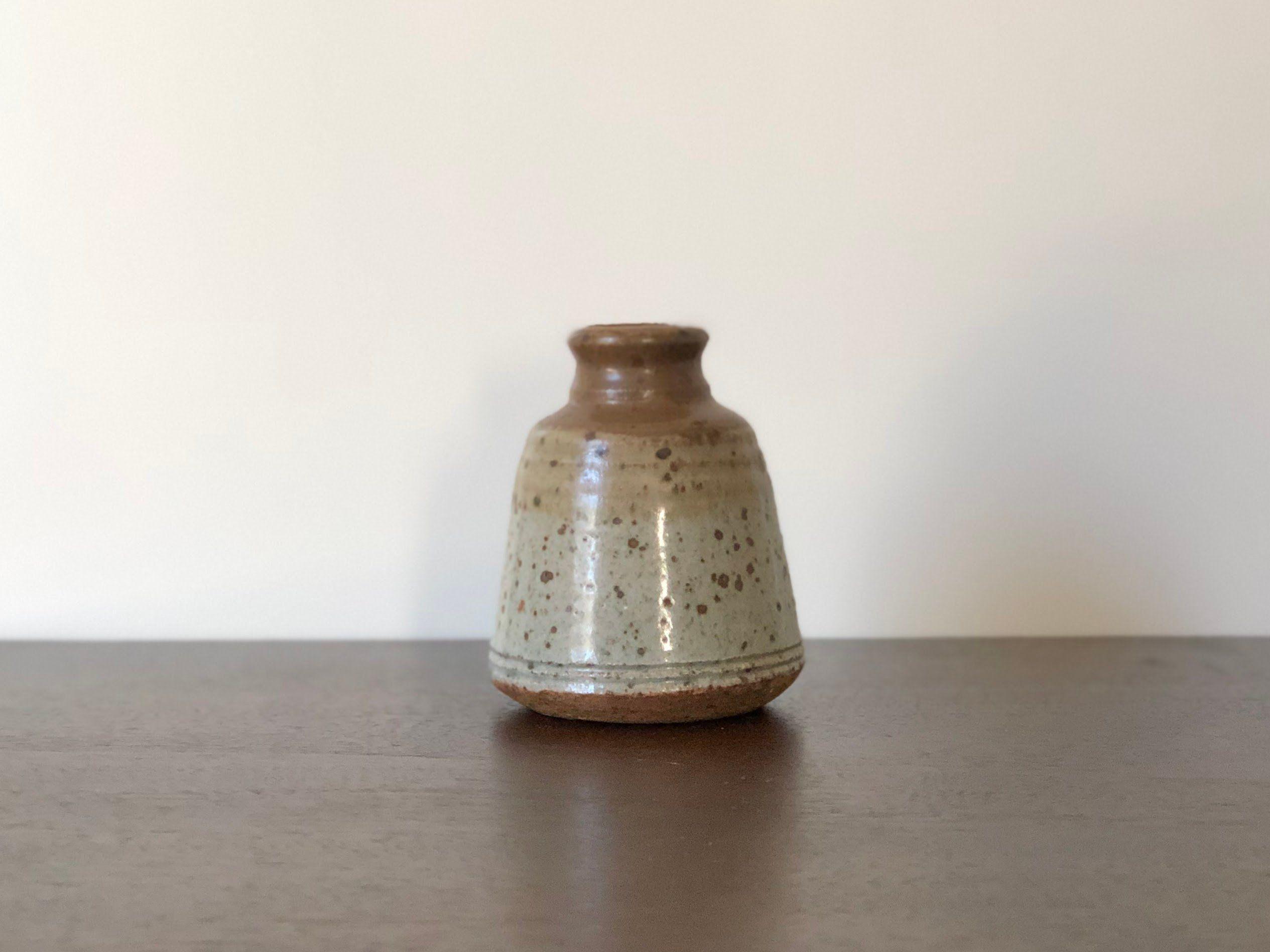 Ceramic Vase Stoneware Pottery Ceramic Vase Pottery Handmade Pottery