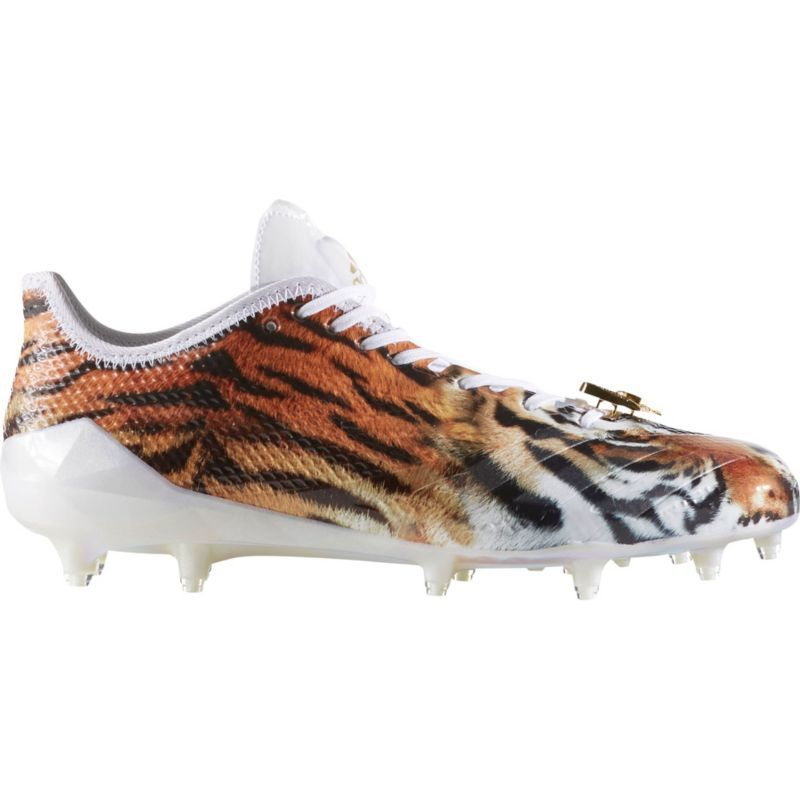 official photos 00553 fdde5 adidas Men's adizero 5-Star 6.0 Uncaged Football Cleats, Size: 5, Tiger