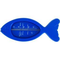 Photo of Badetermometer fiskeblått 1 stk CareLivCareLiv
