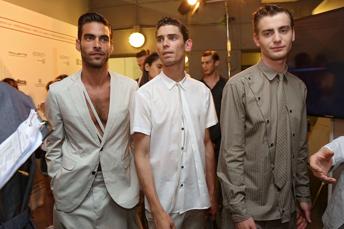 Backstage | 080 Barcelona Fashion