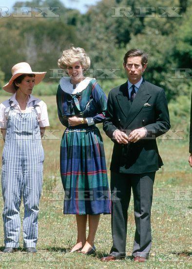 royal visit to australia oct 1985 princess diana and prince charles visit mildura australia o prince charles and diana princess diana pictures princes diana pinterest