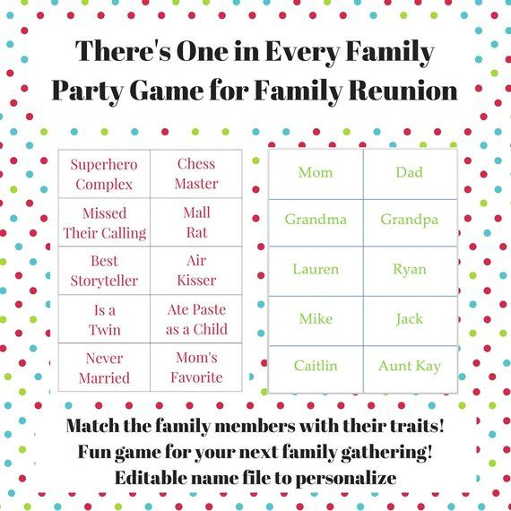 photo relating to Printable Family Games known as Theres One particular in just Every single Loved ones - Family members Reunion Recreation - Apples