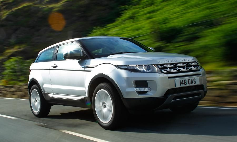 Lr Evoque High Design Range Rover Evoque Coupe Land Rover Used Car Prices