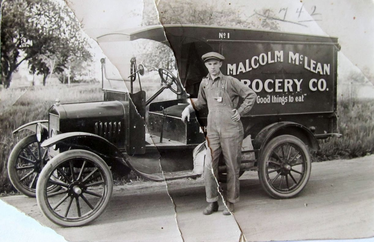 Model T Ford Forum Old Photo Grocery Delivery Van Vintage Trucks American Classic Cars Best Wagons