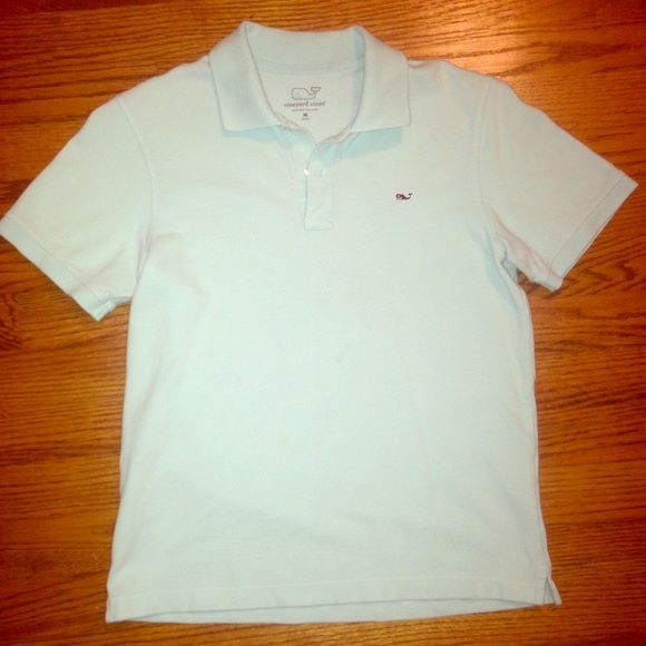 Vineyard vines kids polo euc size medium chart attached or reference light blue color tops also rh pinterest