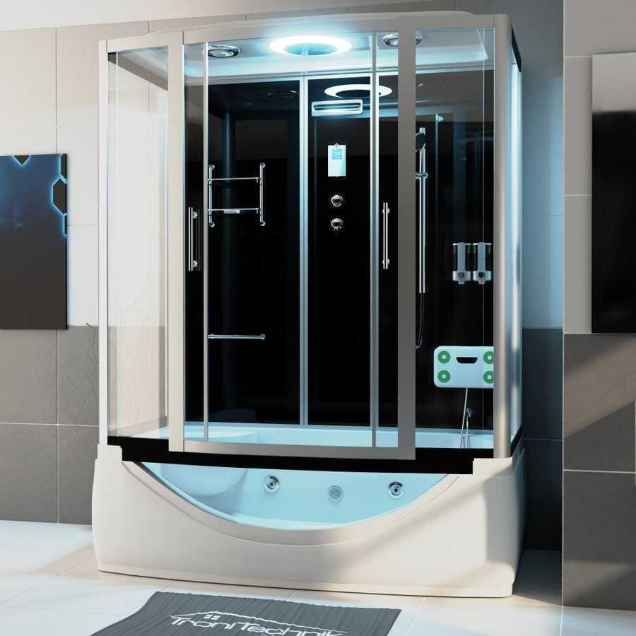 Whirlpool Badewanne Mit Dusche