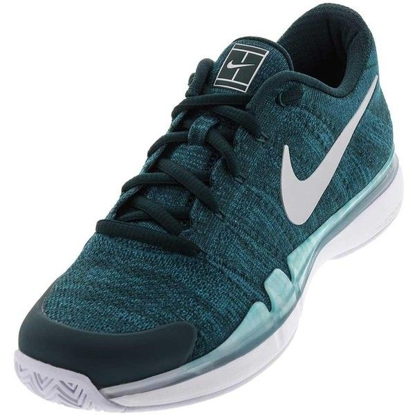 new product d5ce5 b35bb Revamped with a new upper construction, the Nike Men s Zoom Vapor 9.5 Tour  Flyknit Tennis Shoes are now even more comfortable and lightweight than  ever ...
