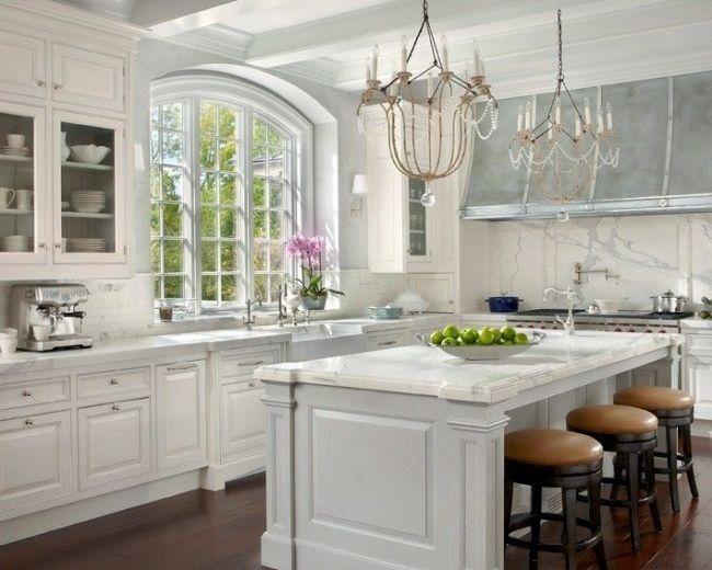 Cocina moderna o tradicional - cien diseños interesantes Cocinas