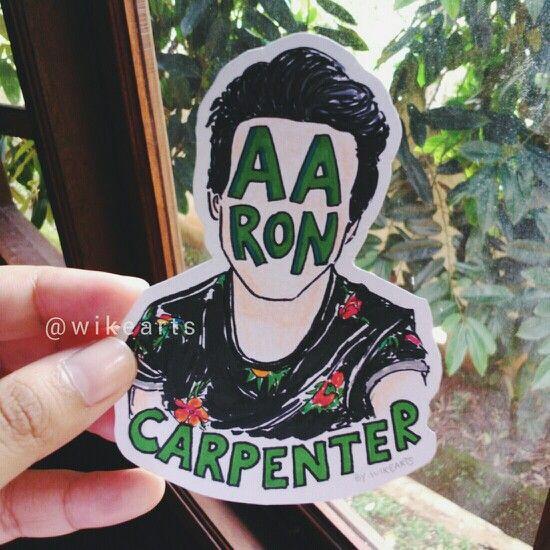 Aaron Carpenter. My bae :)