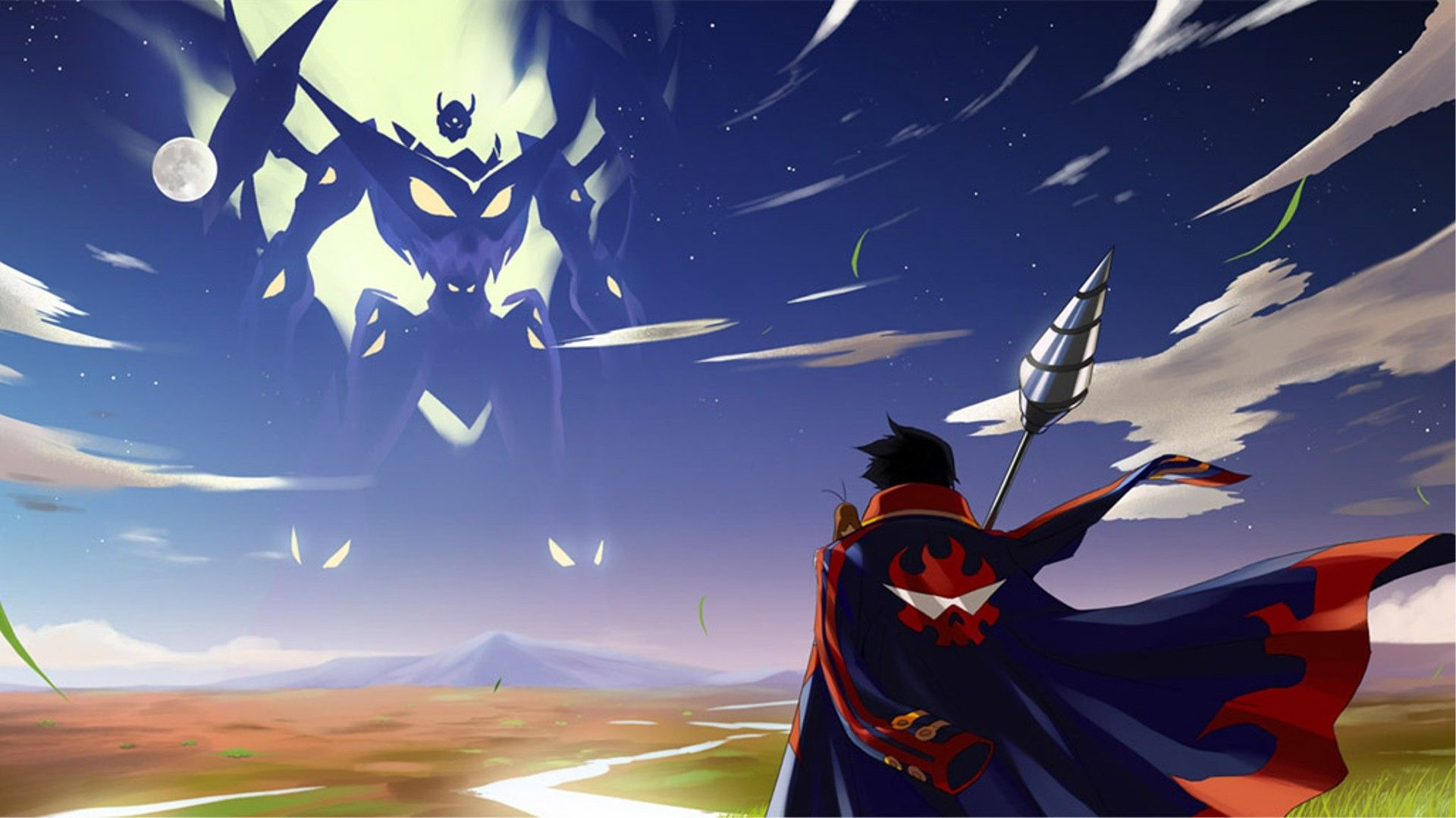 Wallpapers | Gurren lagann, Anime and Gundam
