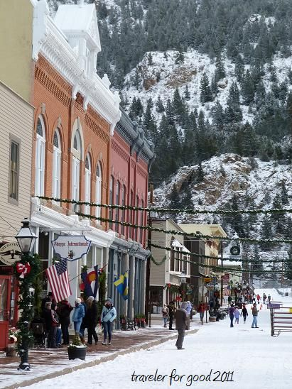 Christmas In Colorado Mountains.Georgetown Colorado Christmas Market Absolutely My