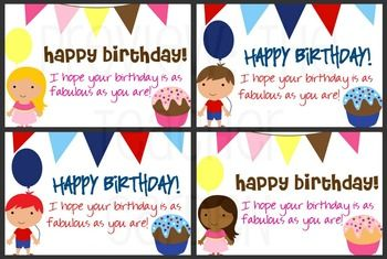 Student birthday cards print sign give pinterest students student birthday cards print sign give an unlimited number of times 450 m4hsunfo