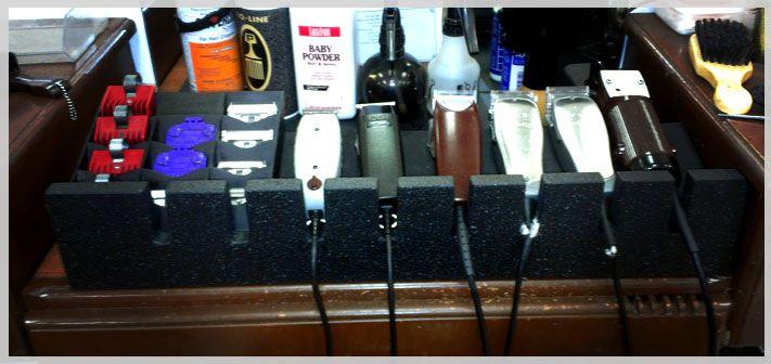 Desktop Clipper Caddy Holder www.clippercaddy.com