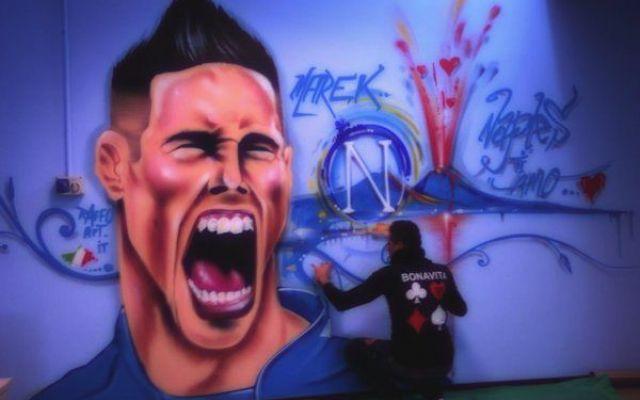 Sul campo del Borussia senza  Hamsik... Brutta grana per il Napoli! #marek #hamsik # #napoli #borussia