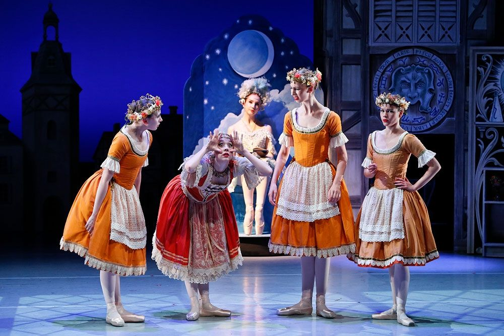 Storytime Ballet: Coppelia Brisbane Powerhouse  | Must Do Brisbane