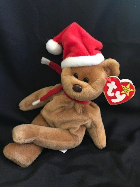 1997 Teddy style 4200 Original TY Beanie Baby, Rare