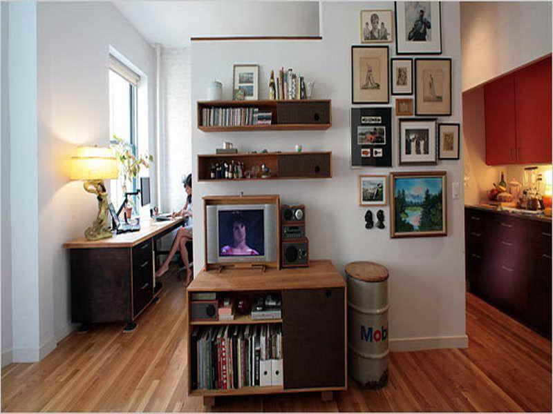 600 Sq Ft Studio Apartment Design Ideas Hardwood Flooring