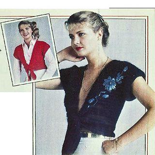 Ravelry: Two-Way Vest pattern by Meg Black