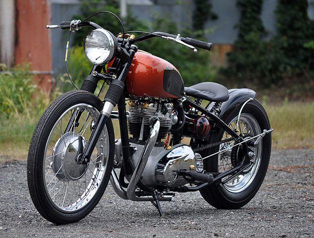 Diario Motocicleta: '67 Triumph Tiger
