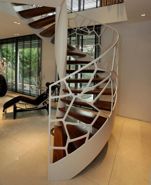 Luxury And Modern Staircase