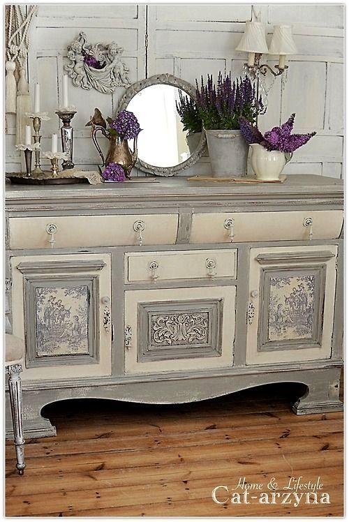 Shabby Chic | Painted Furniture Ideas | Pinterest | Restauración ...