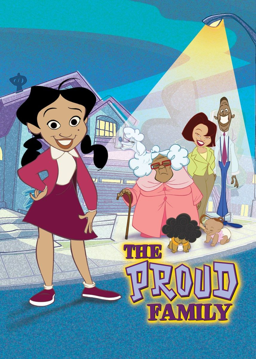 23 Animated Series That Have Black Lead Characters Or Are Set In