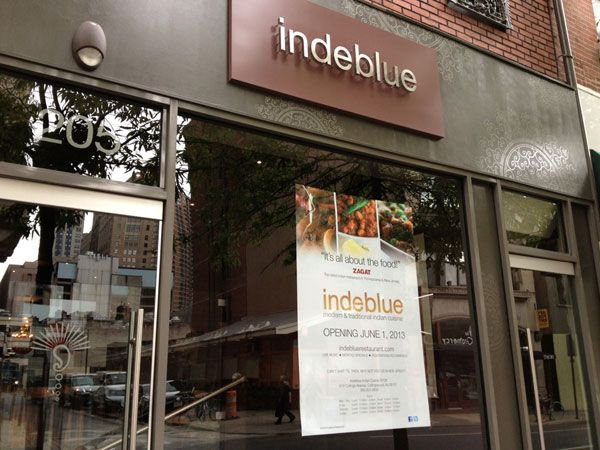 Indeblue S Philly Location On Target For June 1 Philly Liquor License Byob