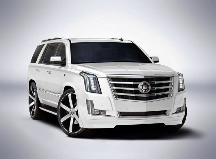 2016 Cadillac Escalade ESV White Wallpaper Motor Trends