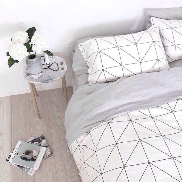 Aesthetic Bedroom Bedroom Decor Grid Home Interior Tumblr Tumblr White Home Decor Bedroom Interior Home
