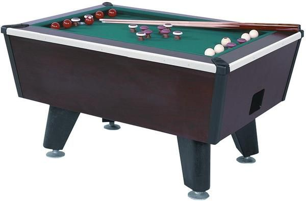Valley Tiger Bumper Pool Table - Valley pool table models