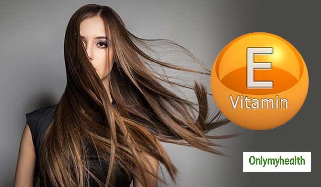 So hilft Vitamin E dem Haarwachstum - #abnehmen #beratunggesundheit #darmgesundheit #dem #energydrin...