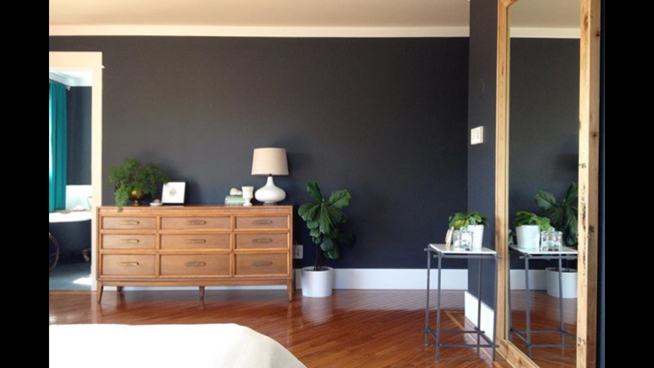 Paint Color Wrought Iron Benjamin Moore Living Room Modern Modern Room Living Room Decor Colors